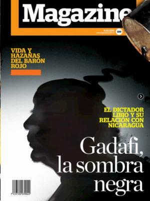 Portada Revista Magazine 199