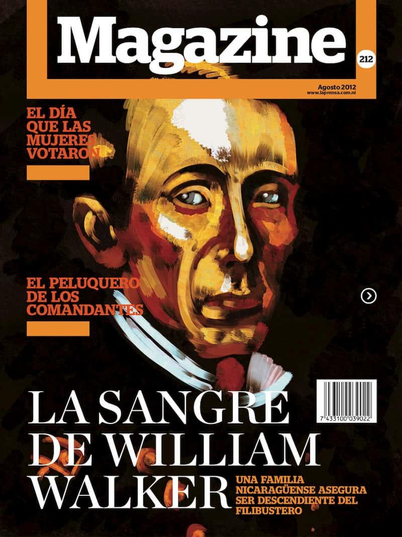 Portada Revista Magazine 212