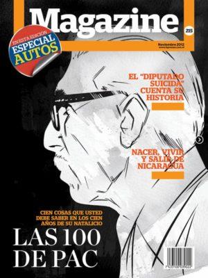 Portada Revista Magazine 215