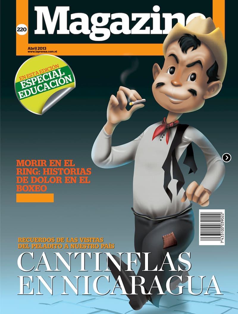 Portada Revista Magazine 220