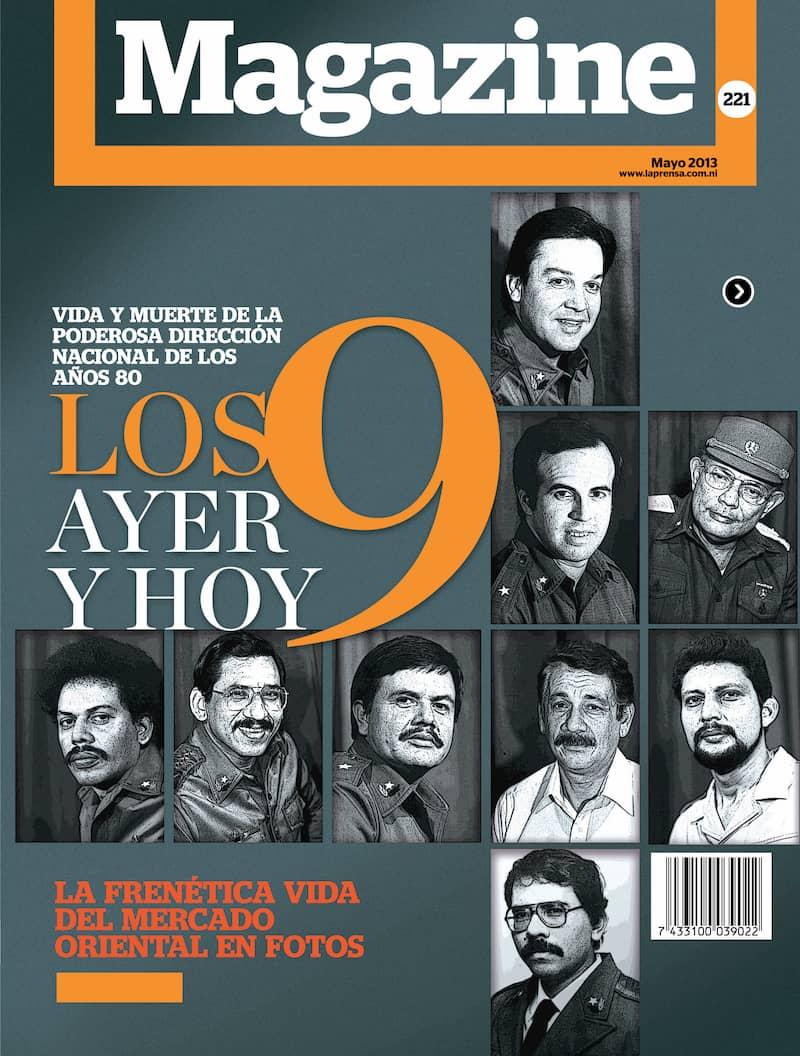 Portada Revista Magazine 221