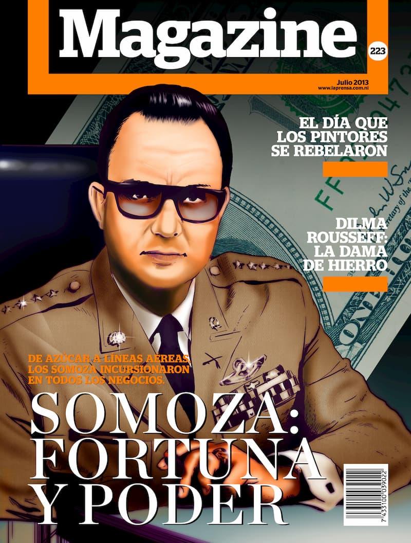 Portada Revista Magazine 223