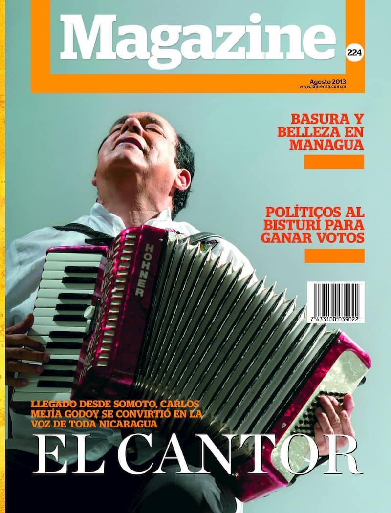 Portada Revista Magazine 224
