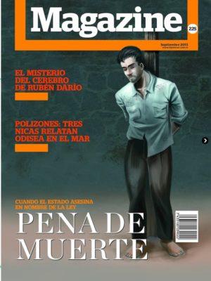 Portada Revista Magazine 225
