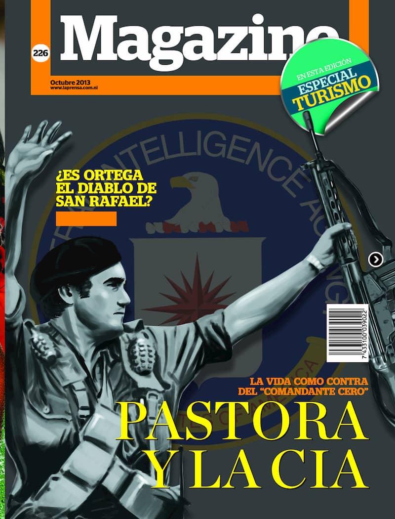 Portada Revista Magazine 226