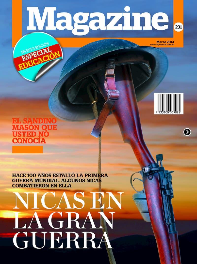 Portada Revista Magazine 231