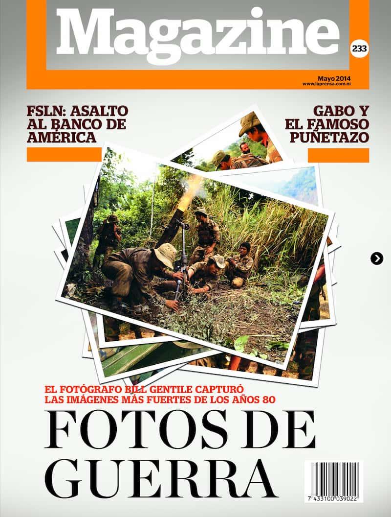Portada Revista Magazine 233