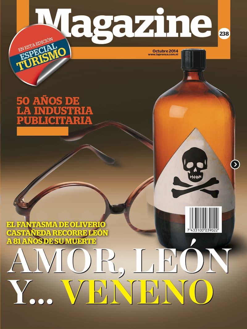 Portada Revista Magazine 238