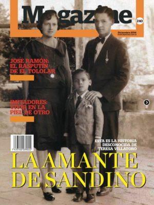Portada Revista Magazine 240