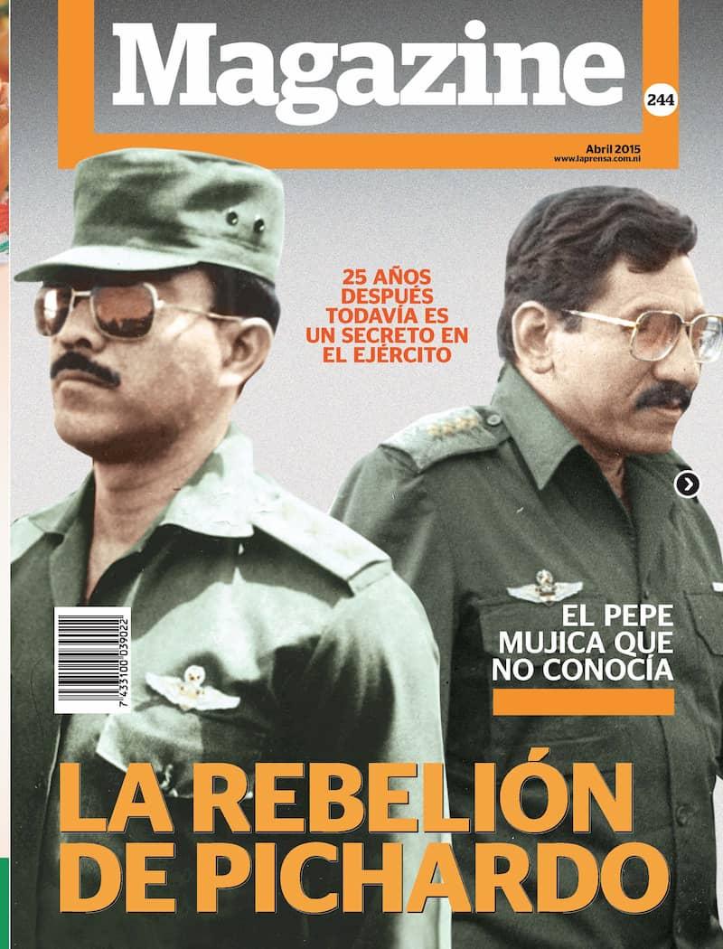 Portada Revista Magazine 244