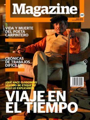 Portada Revista Magazine 247
