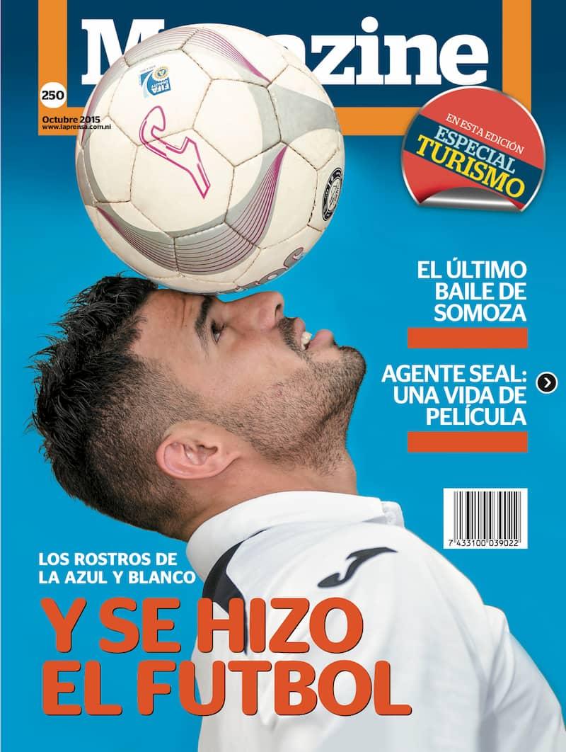 Portada Revista Magazine 250
