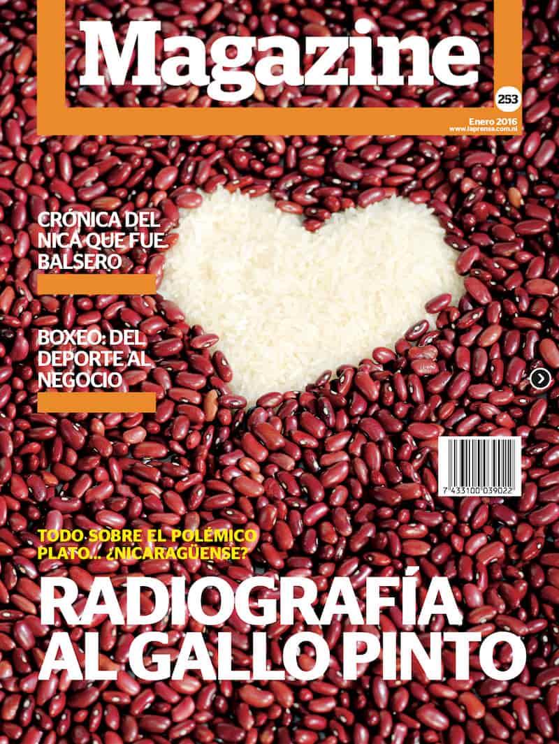 Portada Revista Magazine 253