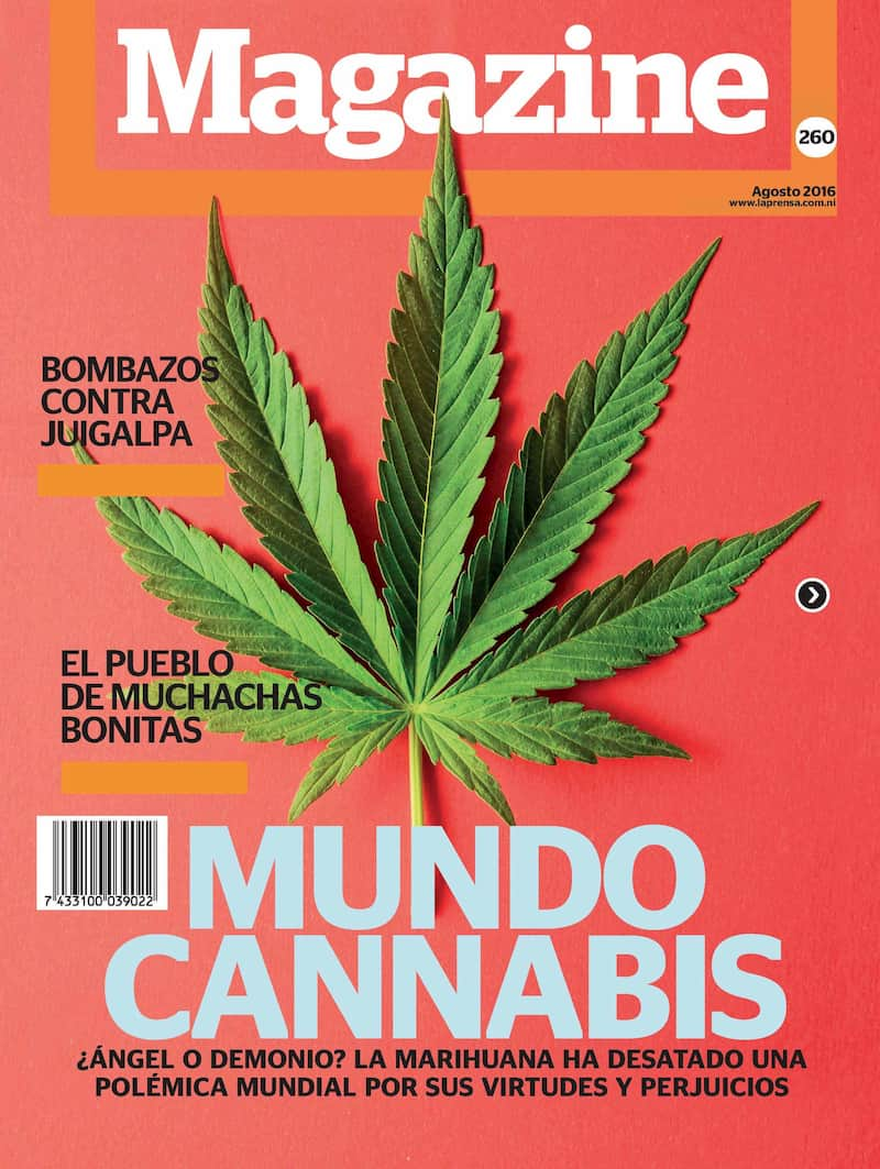 Portada Revista Magazine 260