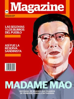 Portada Revista Magazine 261