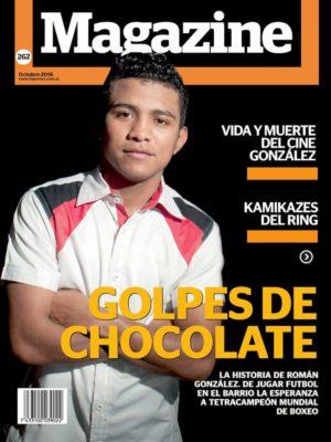 Portada Revista Magazine 262