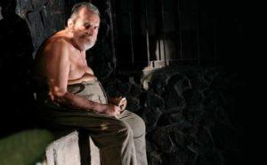 Managua 9 de Junio del 2014.Julio Cabrales, Poeta esquisofrenico en su casa del Bo. Hilario Sanchez. Uriel Molina/LA PRENSA