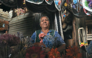 Matilde Jiménez, vida en el oriental