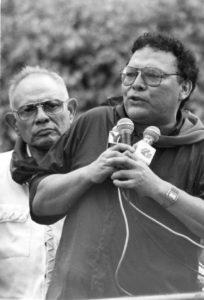Guadamuz pertenecía a la vieja Guardia del Frente Sandinista, a un grupo originario que se formó en el barrio San Antonio de Managua.