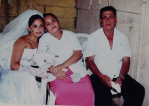 Belkis Dávila Lópezera la consentida de doña Rosa López y Leonel Dávila. El día de su cumpleaños número 20 su padre asesinó a su madre y luego se suicidó.  Foto Reproducción LA PRENSA / Uriel Molina