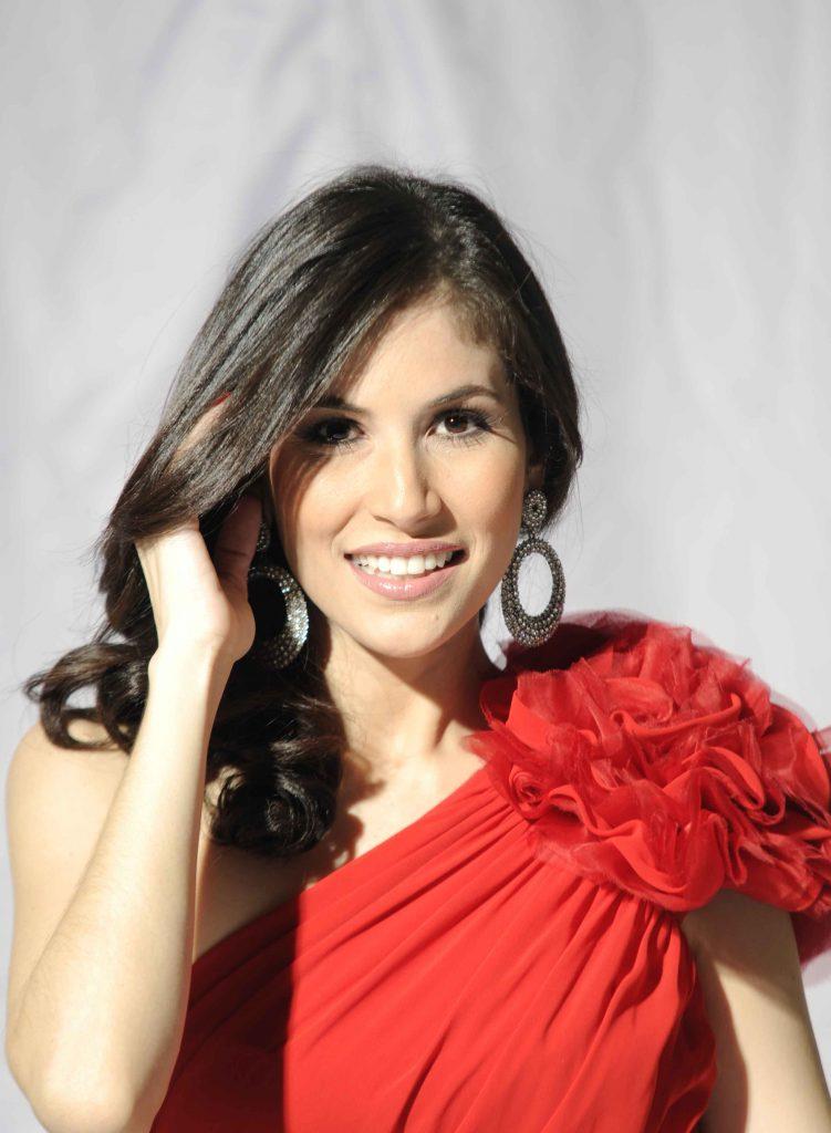 Xiomara Blandino, Miss Nicaragua 2007 y directora de Miss Teen Nicaragua.