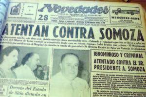 El 22 de septiembrede 1956 el diario Novedades