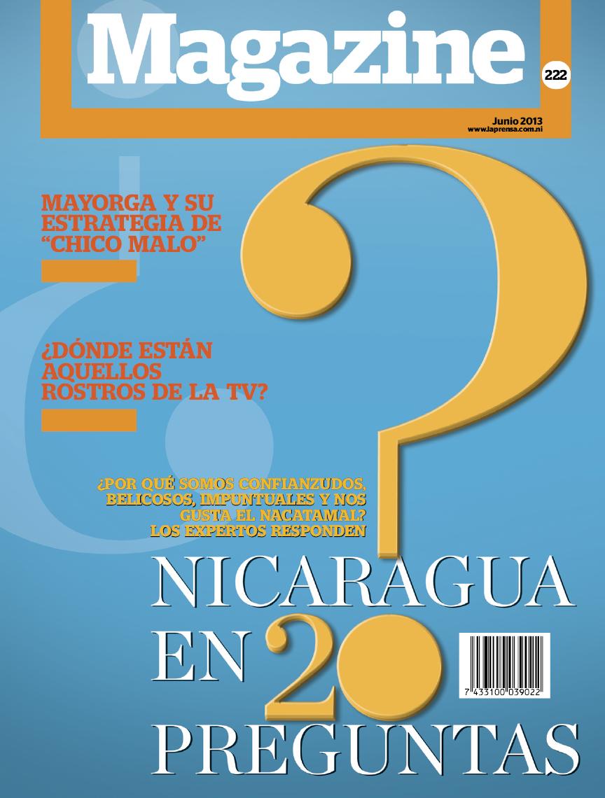 Magazine, junio 2013