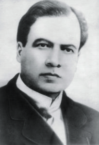 Rubén Darío murió en León el 6 de febrero de 1916 a las 10:18 de la noche.