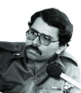 (Foto de Archivo) Daniel Ortega, 17 de junio de 1980. LA PRENSA