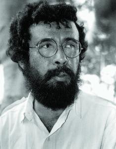 Róger Pérez de la Rocha(1949) Vive en Managua y continúa pintando.