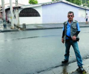 Managua 16 de Oct del 2015.Andres Vargas, Ex- militar y hoy cambista en bomberos del Roberto Huembes.Foto Uriel Molina/LA PRENSA