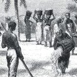 Los primeros esclavos africanos