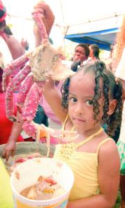 Cada año, a finales de agosto, los pobladores de Corn Island conmemoran el fin de la esclavitud