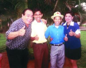 Mejía siempre se ha interesado en el rescate musical y cultural de Nicaragua. De 1996 al 2008 trabajó en la producción y conducción del programa El Clan de la Picardía.
