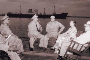 La Marina Mercante Nicaragüense (Mamenic)