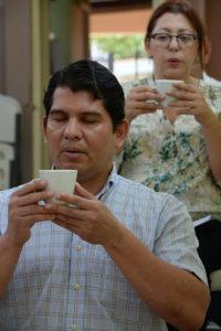 Francisco Picado y Ligia Gutiérrez. Centro Budista Kadampa Bodhichita