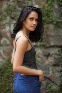 Camila Selser, actriz, México, nicaragüense