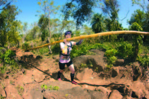 El Ultramaratón Fuego y Agua convoca a deportistas y atletas profesionales de alto nivel que desean ponerse a prueba en las condiciones más extremas de la naturaleza.