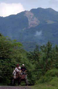 Volcán Casita, Hucarán Mitch, deslave, Chichigalpa