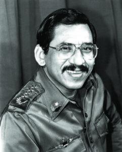Humberto Ortega, Fotografía Archivo IHNCA