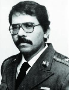 Daniel Ortega, Fotografía Archivo IHNCA