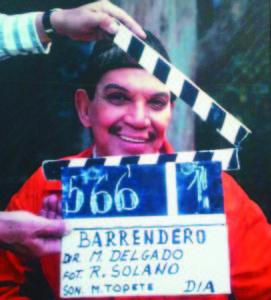 """Mario Moreno """"cantinflas"""" el barrendero"""