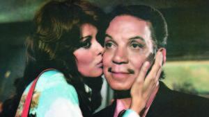 """Lucía Méndez y Mario Moreno """"cantinflas"""""""