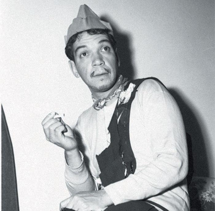 El mimo de méxico Cantinflas