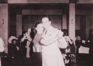 Anastasio Somoza Debayle y Bertha Zambrano, La Gacela.