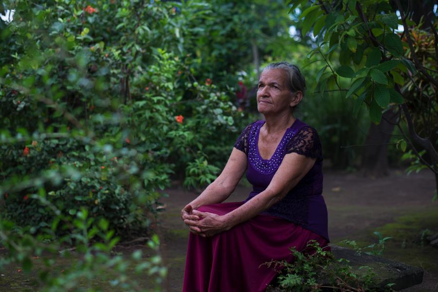 volcán Casitas, deslave, sobrevivientes, Chichigalpa