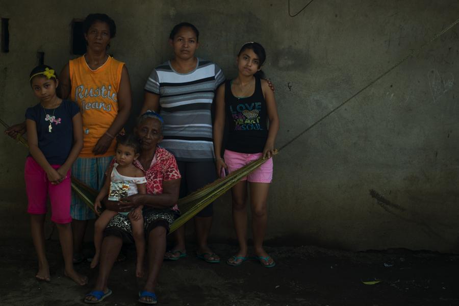 Volcán Casita, Chichigalpa. Chinandega, sobrevivientes, deslave