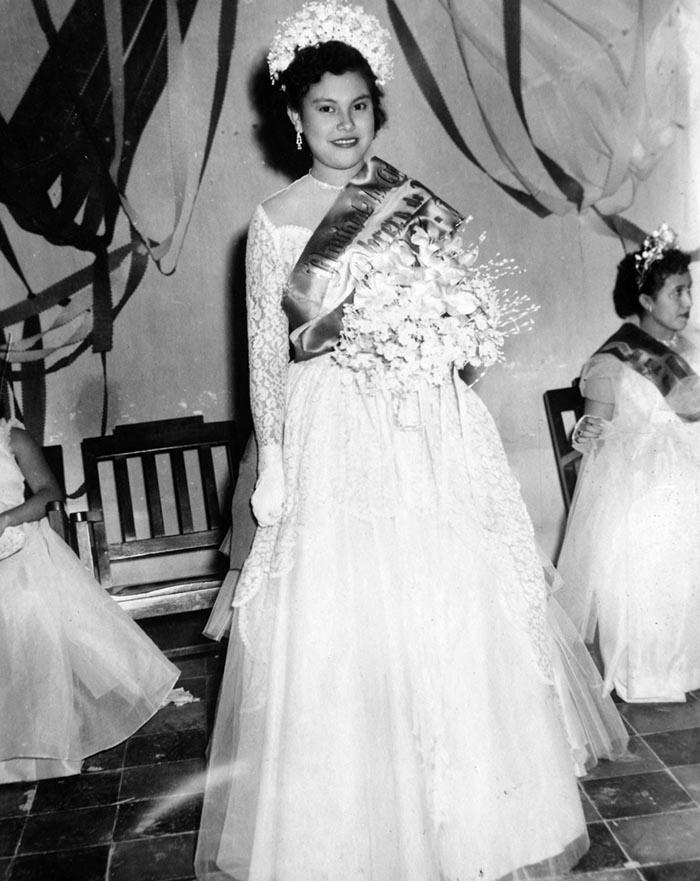 Miriam Pérez. El último baile de Somoza