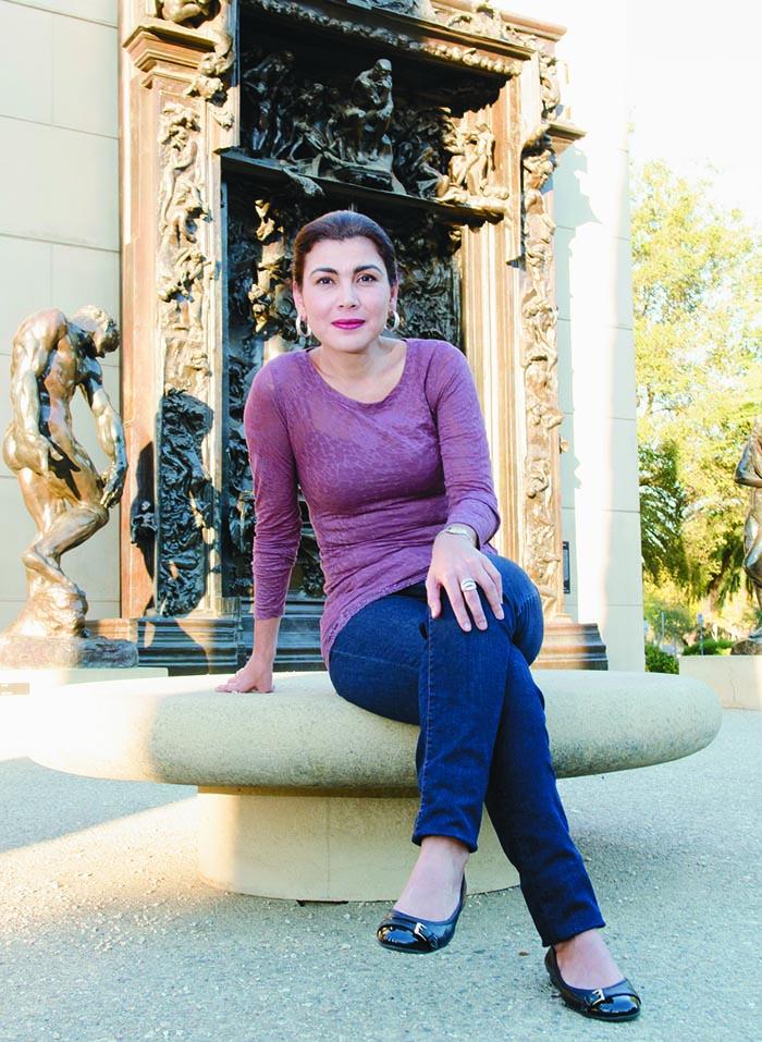 María Lilly Delgado fue seleccionada el año pasado para el programa John S. Knight Journalism Fellowships, de la Universidad de Stanford.