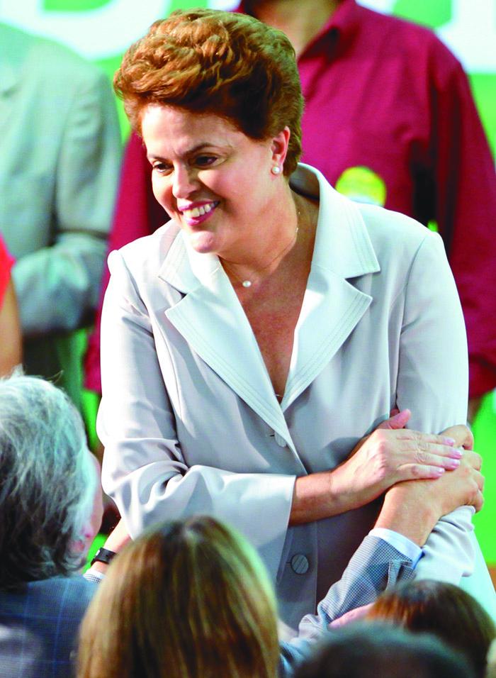 Dilma Rousseff (AP Photo/Jorge Saenz)